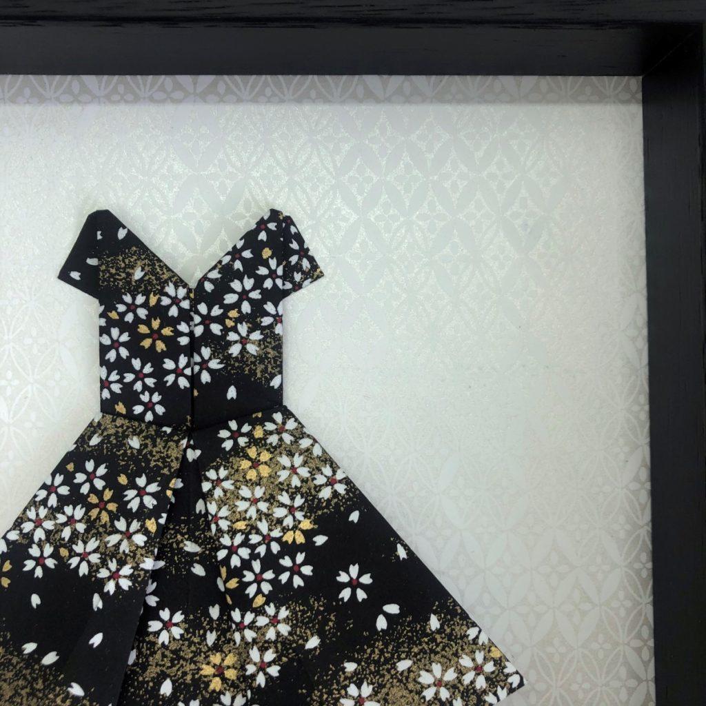Cadre La Petite Robe Noire