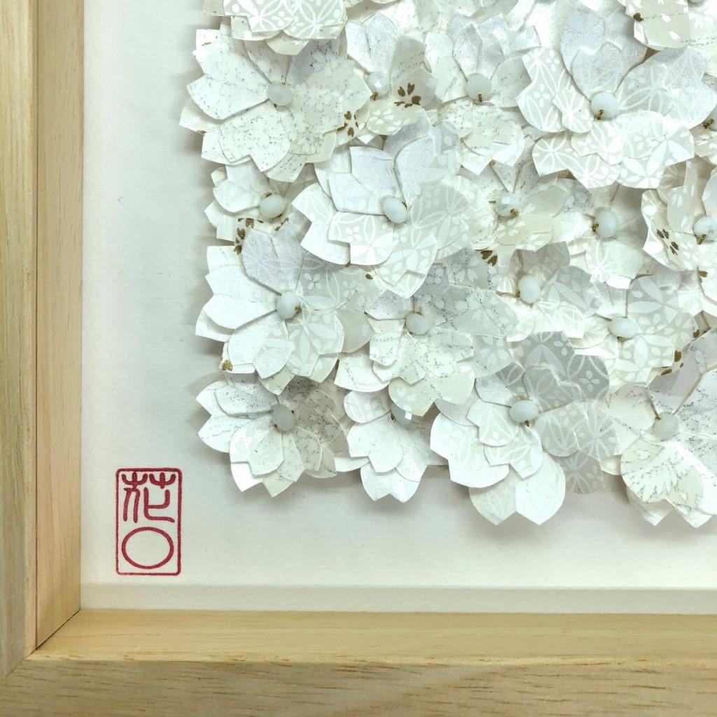 Cadre en bois Monochrome blanc